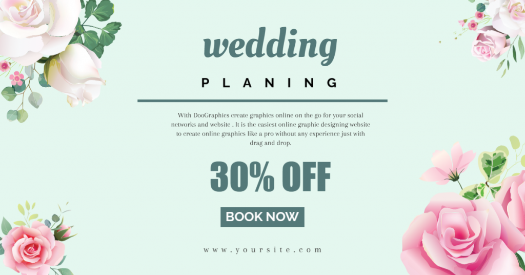 wedding-planing-for-online-facebook-ad-maker