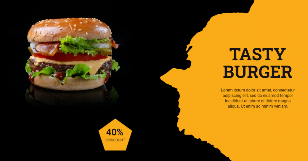 tasty-burger-for-online-facebook-ad-maker